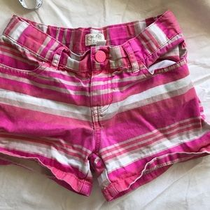 Pink Cotton Shorts, Sz8.                       B14
